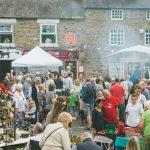 Mid-summer celebrations in Corbridge