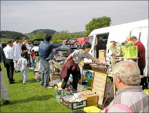 Corbridge Car Boot Sale