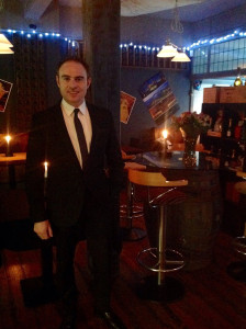 Swing Party Night with Alexander Lomas