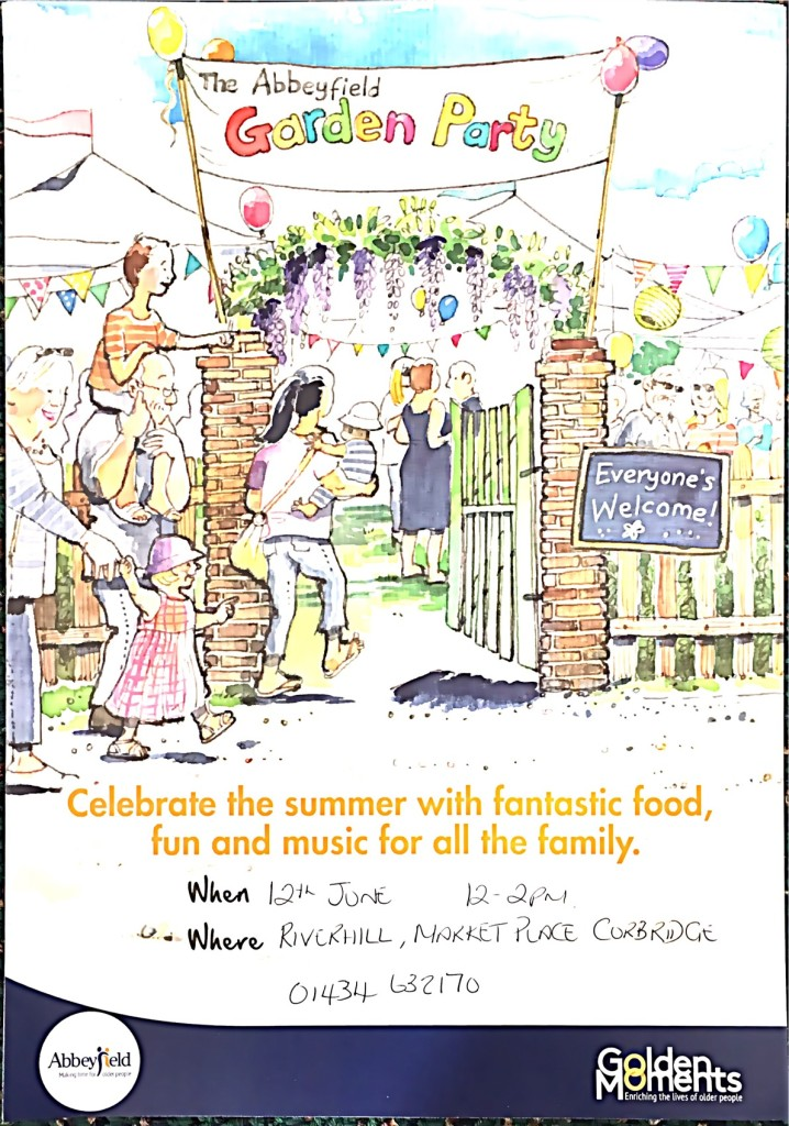 Abbeyfield Garden Party