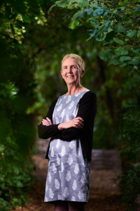 Ann Cleeves, writer, on August 19, 2015 in London, United Kingdom. For more information about using this image contact Micha Theiner: T: +44 (0) 7525 627 491 E: micha@michatheiner.com http:///www.michatheiner.com