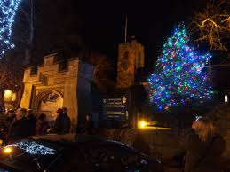 Corbridge Christmas Shopping Evening