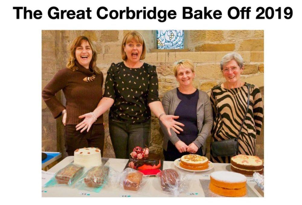 Corbridge Bake Off 2019