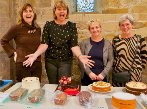 Corbridge Bake Off 2019
